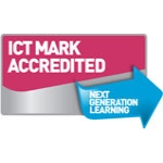ICT Mark logo