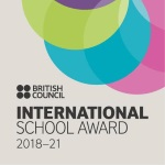 British Council International School Award logo
