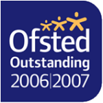 Ofsted Outstanding 2006-07